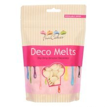 Pistoles DECO MELTS BLANC