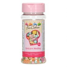Mix sprinkles Licorne 50 G