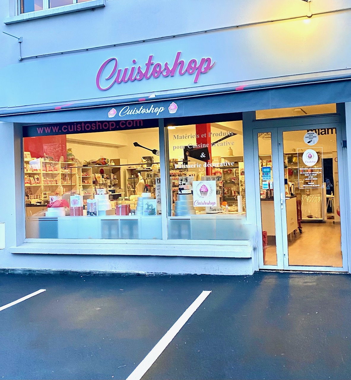 magasin cuistoshop